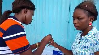 Test de dépistage gratuit de la Malaria en communauté
