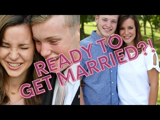 """Justin Duggar & Claire Spivey Are \""""In Love\"""" & Looking to Marriage as they Announce Their Courtship"""