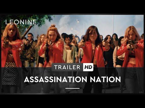 Assassination Nation - Trailer (deutsch/german; FSK 12)
