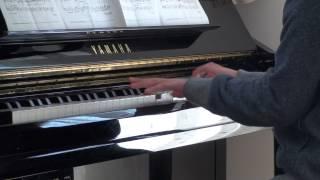 Miss You / A.N.JELL TBSドラマ「美男ですね」挿入歌をピアノで弾きまし...