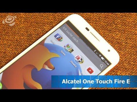 Alcatel One Touch Fire E im Test [HD] Deutsch