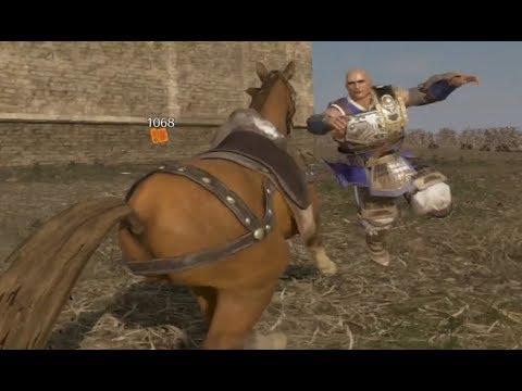Dynasty Warriors 9 - Dian Wei Story Chaos Difficulty Speed Run / 真・三國無雙8 典韋传