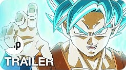 DRAGON BALL Z: RESURRECTION F Trailer German Deutsch (2016)