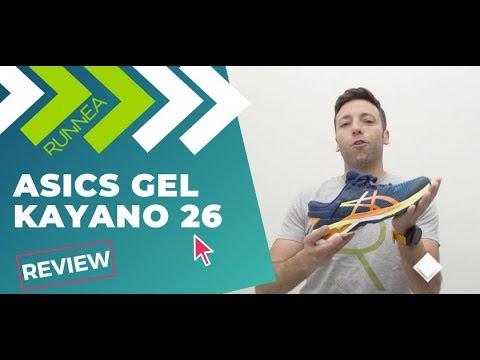 Asics Kayano 26: Características, precio, drop