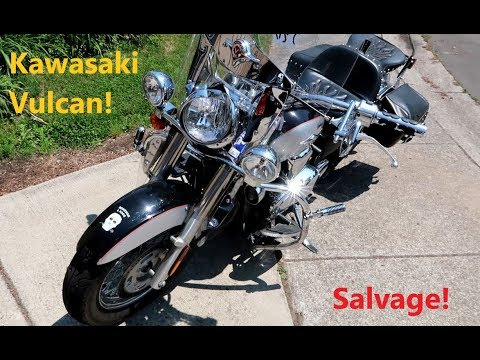 Sergey Pip VLOG 41 I Purchased A Salvage Title Motorcycle From IAAI