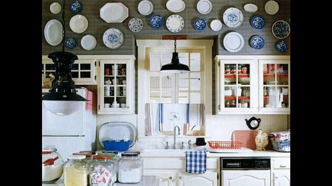ideas para decorar encima de gabinetes de cocina youtube