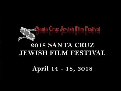 2018 Santa Cruz Jewish Film Festival Trailer w/Sponsors+Donors