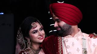 Hardik & Roohi Wedding Song - Munda Sohna Jeha