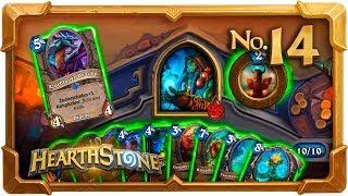 Neue Karten in meinem Deck #14 | HearthStone: Heroes of Warcraft