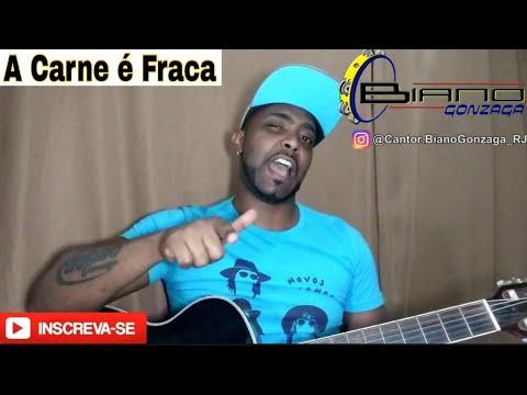 03 ACÚSTICO • A CARNE É FRACA - Biano Gonzaga • Voz & Violão em Casa Apresentando Música Autoral