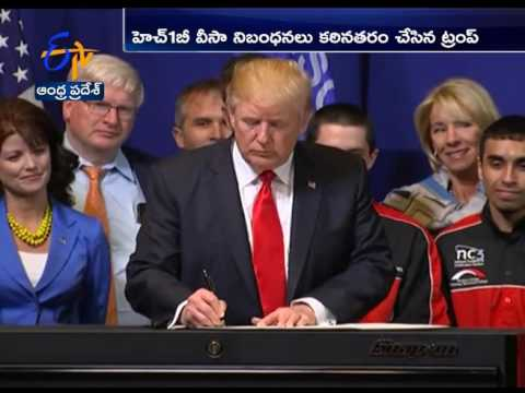 H1B Visa | Trump Signs Executive Order on H1B visa Review | lottery system is all wrong