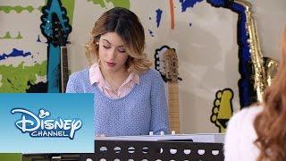 Скачать Violetta Cami Y Fran Interpretan A Mi Lado Momento Musical Violetta