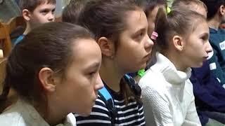Славянские воины интернационалисты проводят уроки мужества