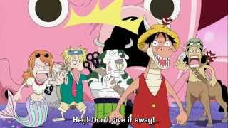Straw Hat Theater #5 - Monster Time