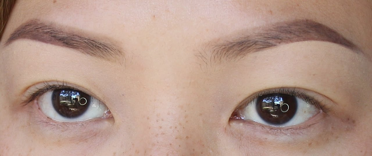 Perfect Natural Eyebrows: For Sparse & Thin Eyebrows - YouTube