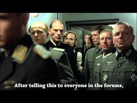 Hitler is unhappy about the Yer-2 spam in War Thunder