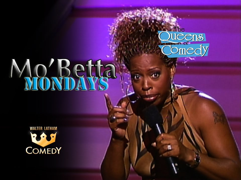 """Adele Givens """"Oodles Of Noodles"""" Queens Of Comedy"""