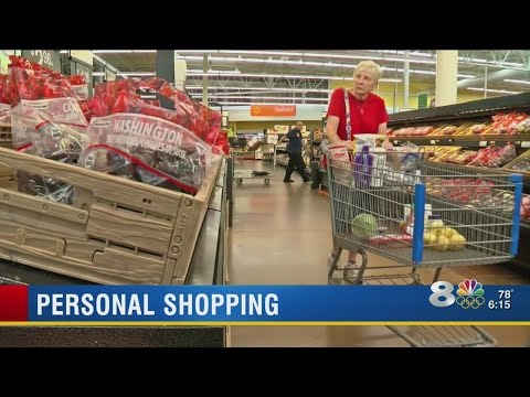 More Tampa Bay Area Walmart Stores Offer Personal Shopping