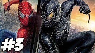 Spider-Man 3: The Game Walkthrough Part 3 (Xbox 360/PS3/Wii/PC)