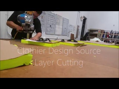 Mass cutting apparel