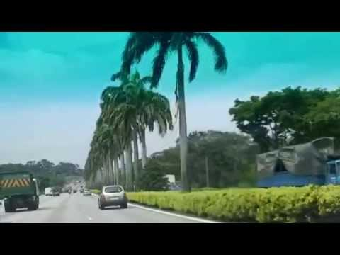 Driving around Singapore, Beautiful Country