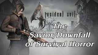 Resident Evil 4 Retrospective: The Savior/Downfall of Survival Horror