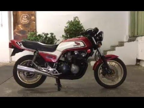 1983 Honda CB 1100 Super Bol DOr Cafe Racer SSpirit