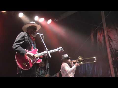 THE MUSIC MAKER FOUNDATION BLUES REVUE video 4 @ WESPELAAR - 21/08/16