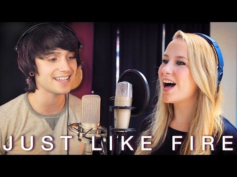P!nk - Just Like Fire (Future Sunsets & Juliette Reilly Cover) Pink
