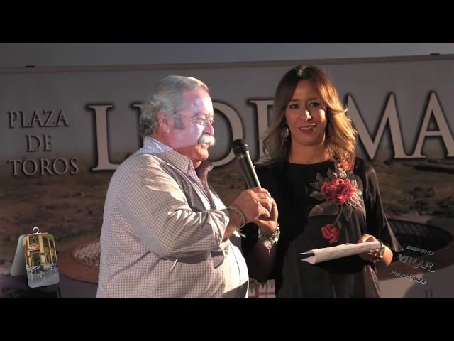 Presentación Feria Taurina de Ledesma 2017