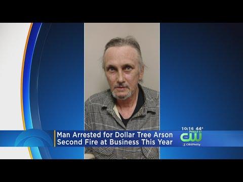 Man Arrested For Dollar Tree Arson