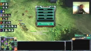 (HD496) RAGEQUIT Emission N°12 - Part2 - Starcraft 2 Replay [FR]