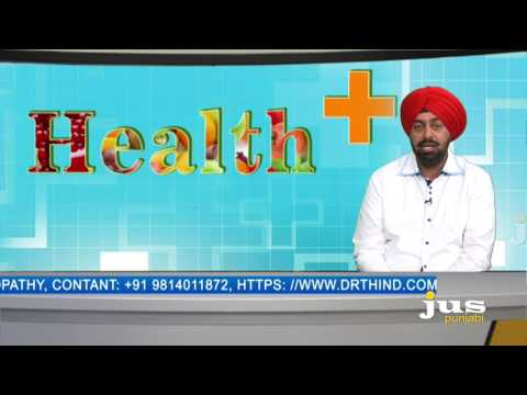 Dr. Thind's Interview at JUS PUNJABI | Homeopathy: One solution for all problems