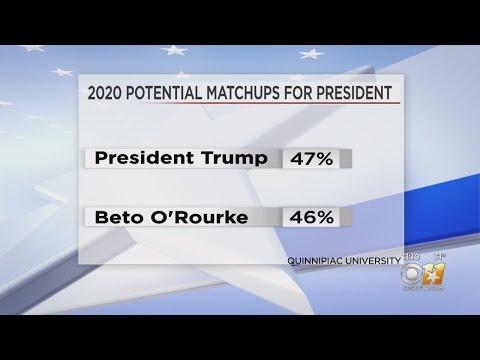 O'Rourke, Biden Tied With Trump In Texas, New Quinnipiac Poll Says – Texas Alerts