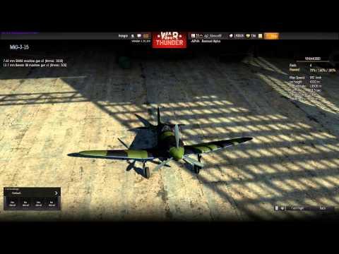 War Thunder - Dev Server  Patch 1.31 Preview Part 1