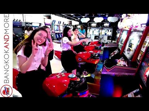 Hero City Games Center @ MBK Shopping Center Bangkok