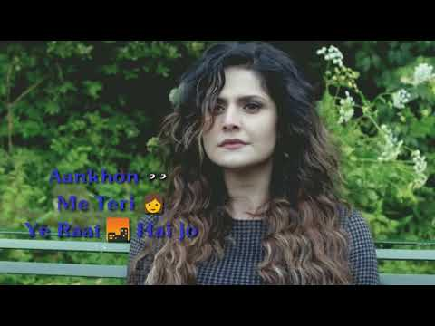 || 1921 || Hu Pyaar 💏 Tera Mehsoos 💕 Kar Tu || Sun Le Zara|| New Sad Whatsapp Status Beautiful Song