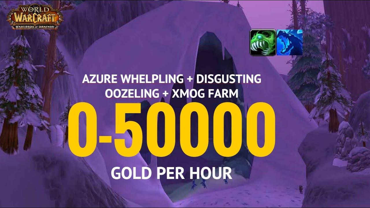 Tiny Whelpling Farming - Part 2 - Azure ... - WoW Gold Guide