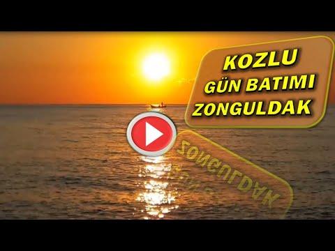Kozlu Gün Batımı ( Kozlu Sunset) Zonguldak - TURKEY