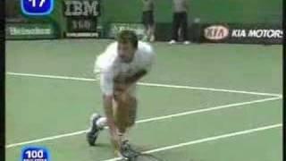 Death by tennis