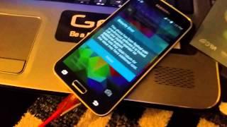 Galaxy S5 G900T G900A G900V IMEI Repair