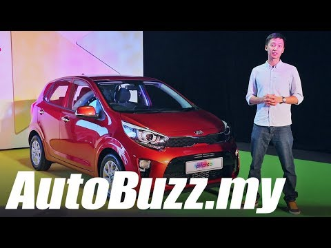 Kia Picanto 1.2 EX In Malaysia, Things You Need To Know - AutoBuzz.my