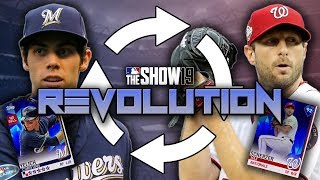 PITCHER HITS A HOMER Revolution 7 MLB The Show 19 Diamond Dynasty