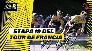 El danés Soren Kragh Andersen ganó la etapa 19 del Tour de Francia 2020 - El Espectador