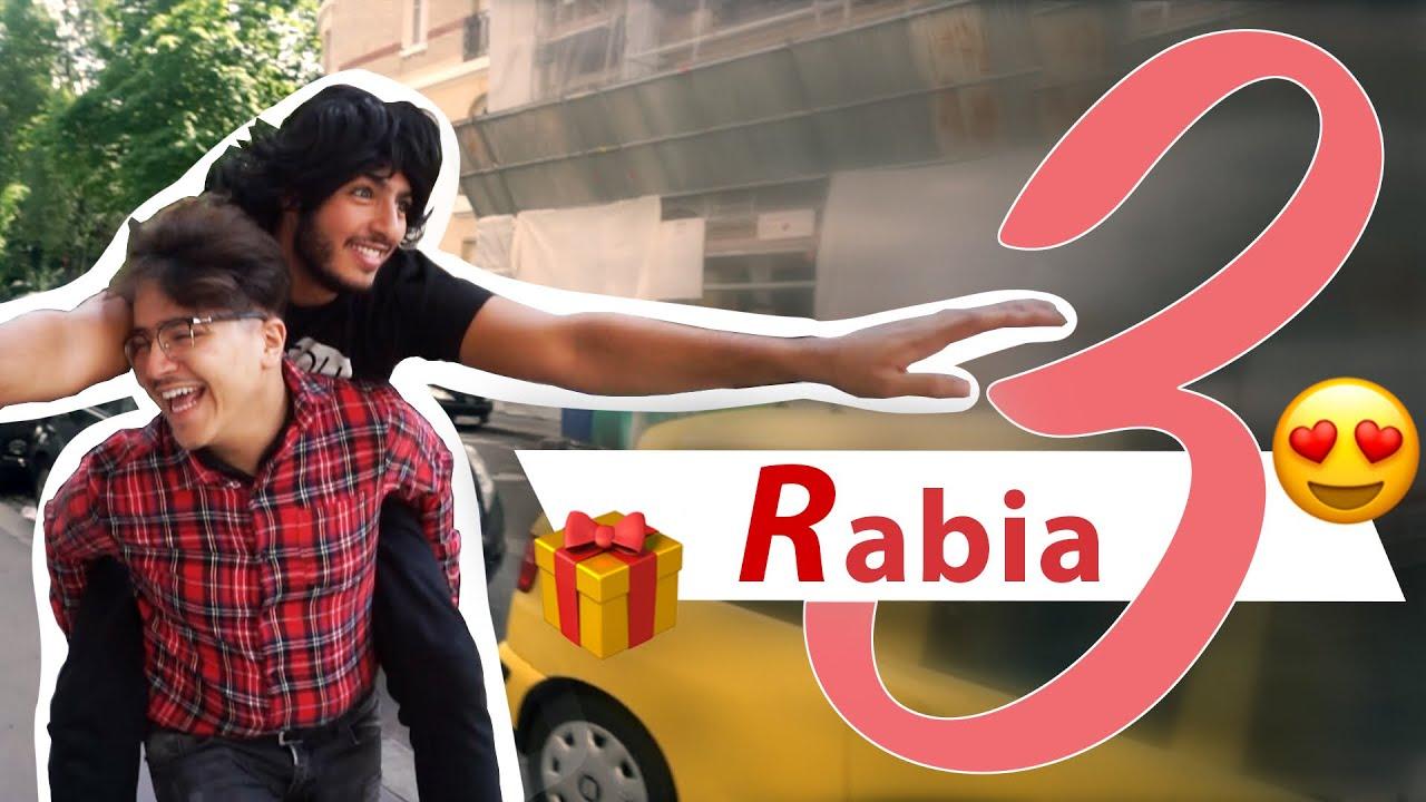 RABIA 3🤣 - FAHD EL