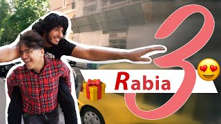 RABIA SE MARIE #3🤣 - FAHD EL