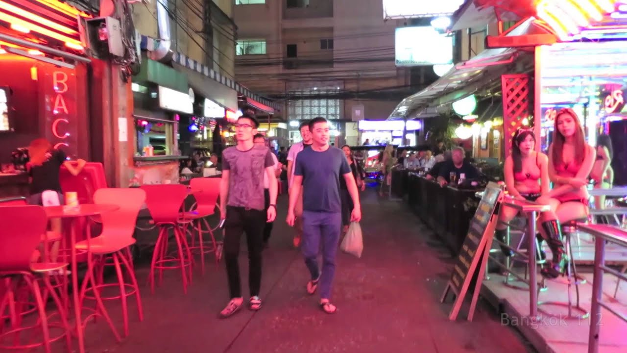 Soi cowboy walk around bangkok 2015 youtube for What is the soi