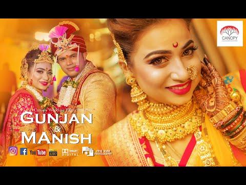 Gunjan & Manish  Wedding Film #Royal Marathi Wedding #Agri Wedding 2019
