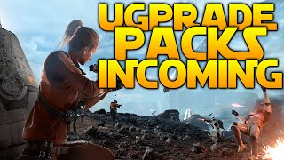 Star Wars Battlefront News: Upgrade Packs Coming Tommorow (Microtransactions?)
