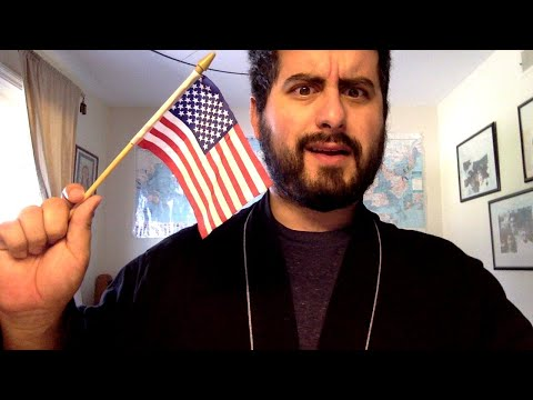 What are You Supposed to DO on Presidents Day?--Bathrobe Chat LIVE 2-18-19